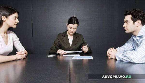 Мировое соглашение при разводе