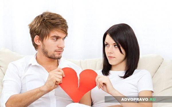 Развод если одна из сторон против Олвин без